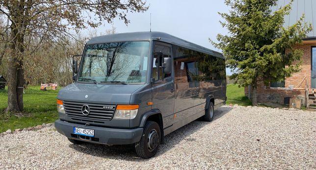 Autobus Mercedes Vario 614D 2006 26+4