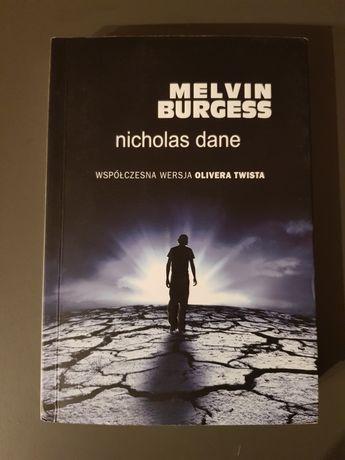 Melvin Burgess książka