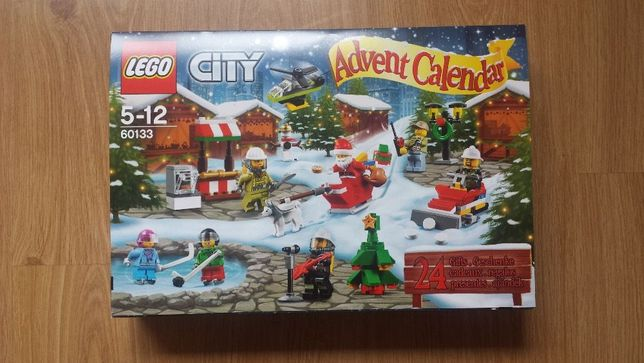 LEGO City - Calendário do Advento