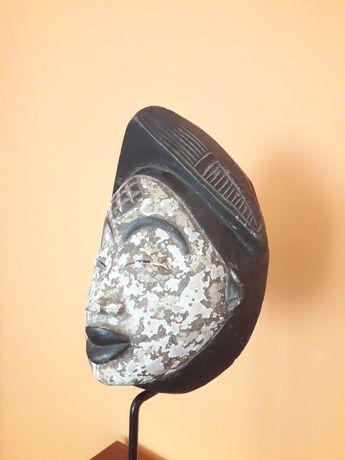 mascara africana tribal antiga - gabão