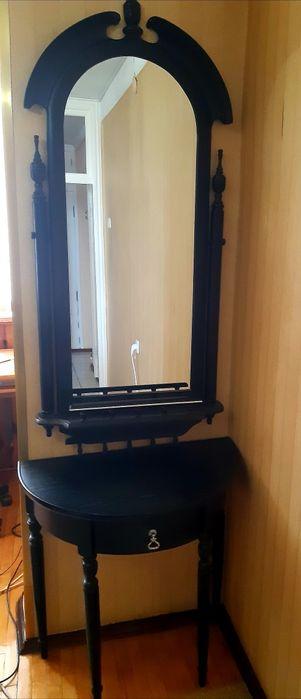 Навесное зеркало и столик Мешково-Погорелово - изображение 1