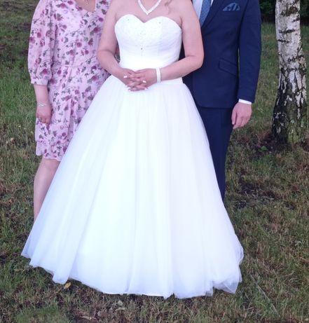 Suknia ślubna 42-44-46