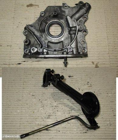 Bomba de oleo e chupador para motor Ford Fiesta 1.4 tdci (2006) F6JB