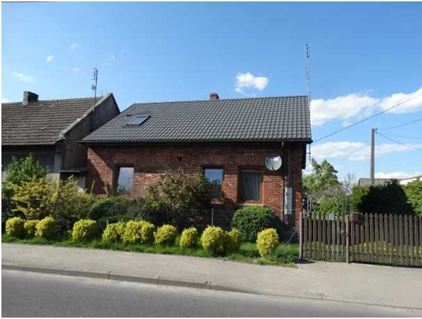 Dom wolnostojący 76m2 z działka 5a w Łyskornii