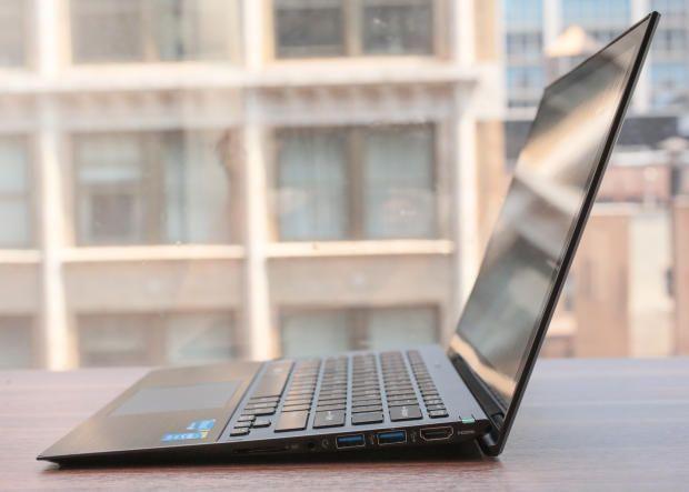 SONY VAIO PRO 13 — IPS экран — Intel i5 — 8 Гб ОЗУ — 256 Гб SSD — 1 Кг