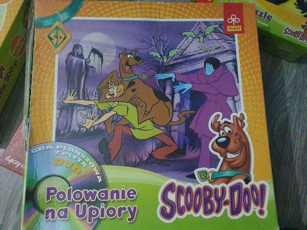 Gra Scooby-Doo Polowanie na upiory