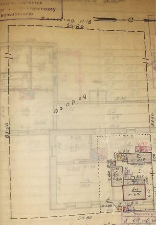 Продам дом в пгт Ялта с большим земельным участком