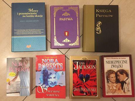 Książki 7 sztuk