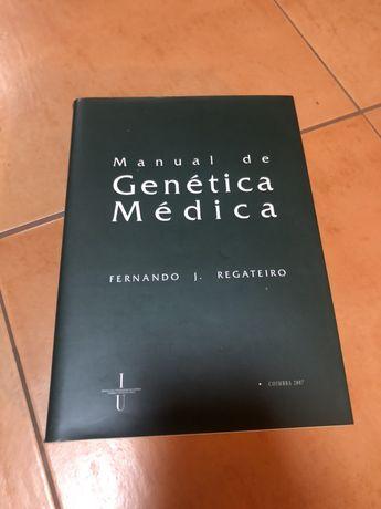 Manual de genética médica