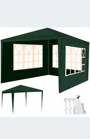 Pawilon 3x3m  ogrodowy handlowy namiot altana