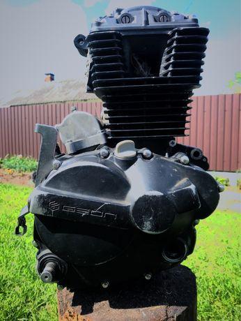 Geon pantera N200, Мотор 2018рік (Viper/Loncin/Musstang/Lifan)