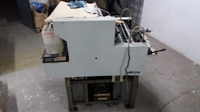 Romayor 314 sprawny działający 2szt offset poligrafia drukarnia PILNIE