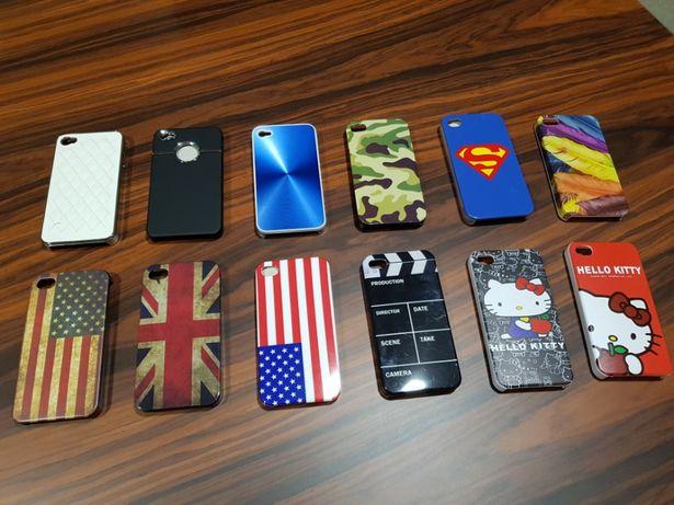 Capas iphone 4 Novas - Várias Capas