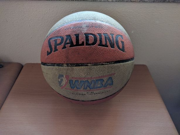 Bolas de Basket Sunny Delight e Spalding WNBA