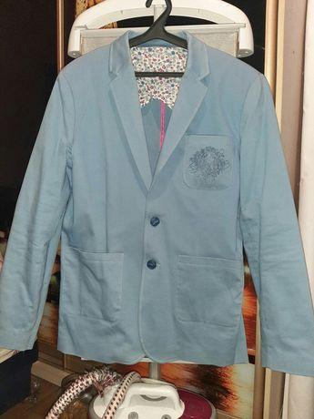 Стильный брендовый мужской пиджак 52 р