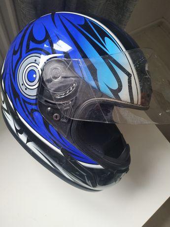 Продається шлем-интеграл ,Speed Gear S-56 для мотоцикла