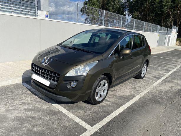 Peugeot 3009 1.6 hdi 110cv