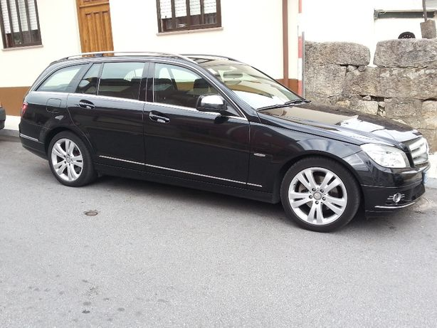 Mercedes-Benz C220 CDI avantgarde W204