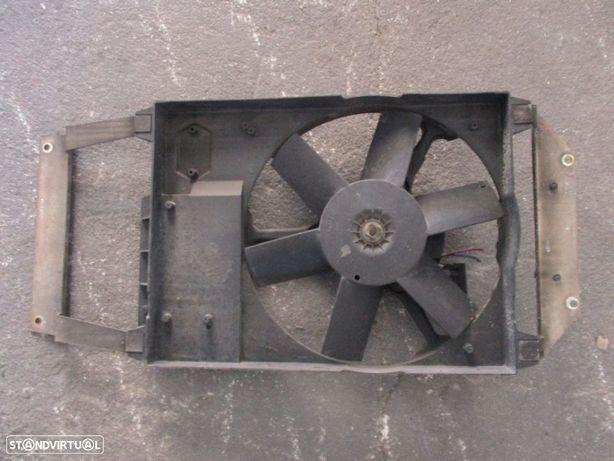 Motoventilador Ventilador Ventoinha Fiat Punto