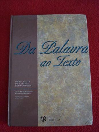 da palavra ao texto gramatica da lingua portuguesa