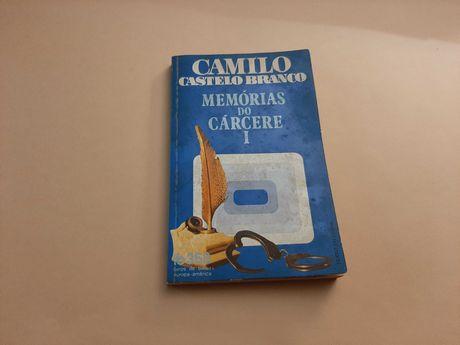 Memórias do Cárcere I de Camilo Castelo Branco