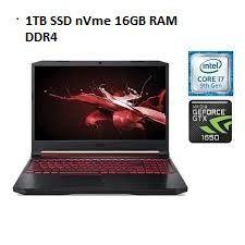 Acer 15,6FHD i7-9750 GTX1650 1TB SSD 16GB RAM