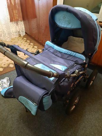 Детская коляска Срочно Victoria Children's World Gold