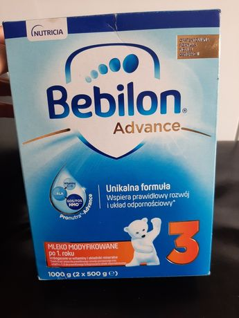 Mleko bebilon 3 500g