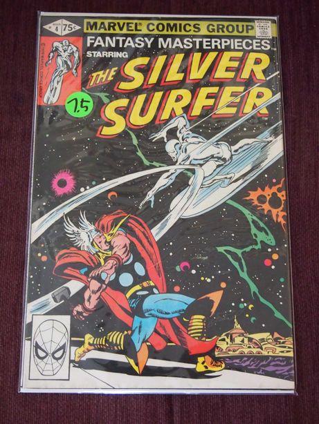 SILVER SURFER - Marvel Comics