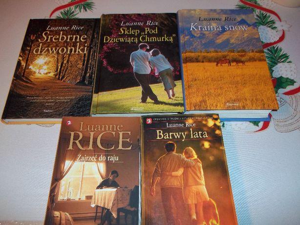 Luanne Rice -pakiet książek