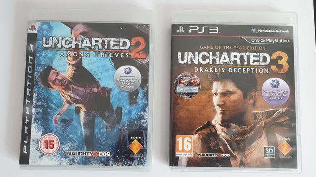 Uncharted 2 , 3 ang.