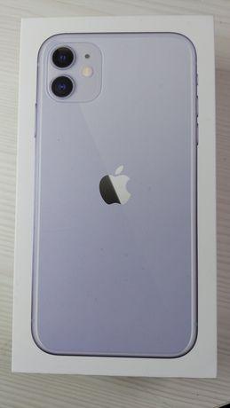 Iphone 11, purpule, 128gb