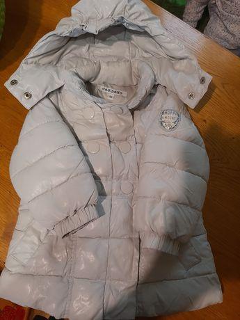 Курточка на девочку 1-2 года.