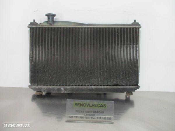 Radiador Da Água Honda Civic Vii Coupé (Em2)