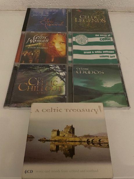 6+4 CD Musica Celta