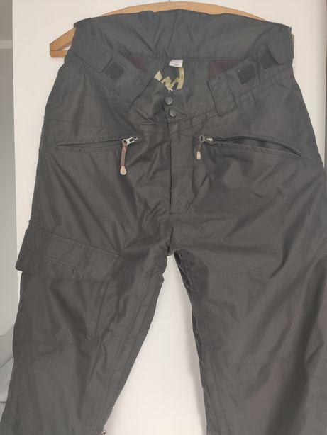 Spodnie zimowe narciarskie Decathlon XL