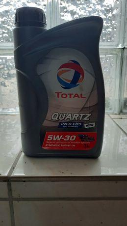 Olej silnikowy 5W30 TOTAL