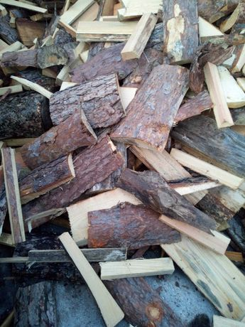 Drewno, zrzyny tartaczne drewno opalowe