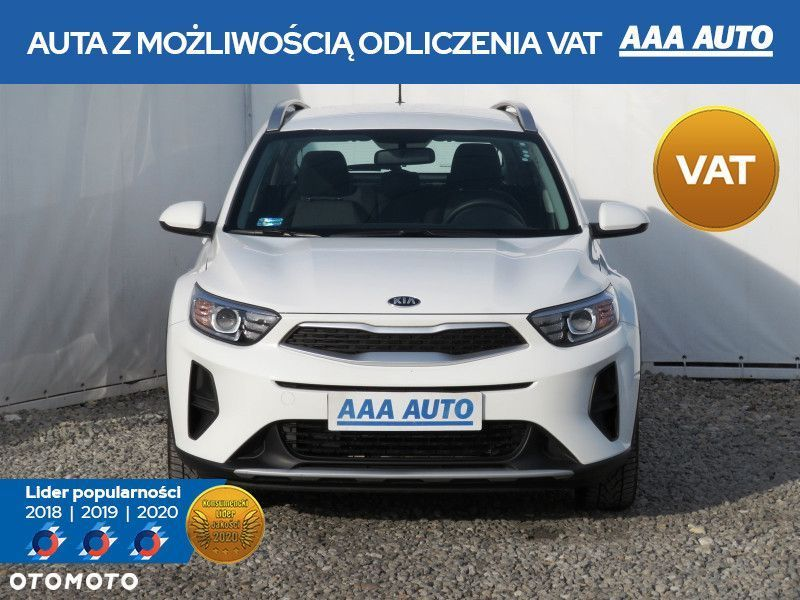 Kia Stonic 1.4 CVVT, Salon Polska, 1. Właściciel, VAT 23%, Klima, Parktronic Katowice - image 1