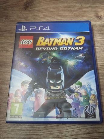 Gra PlayStation 4 LEGO BATMAN 3 Beyond Gotham PS4