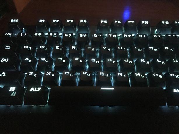 Механическая клавиатура motospeed ck95 red