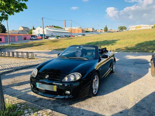 MG TF Cabrio A/C Edição Limitada