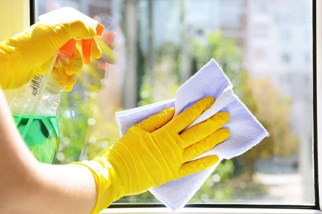 Миття вікон, балконів. Клінінгові послуги.