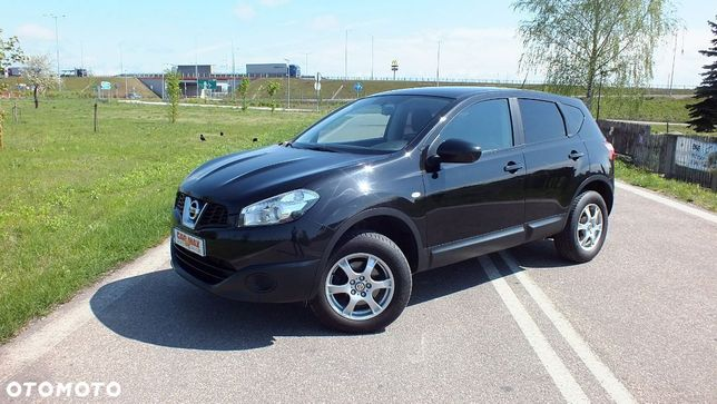 Nissan Qashqai 1.5Dci*Czarna perła*LIFT*Piękny!!!
