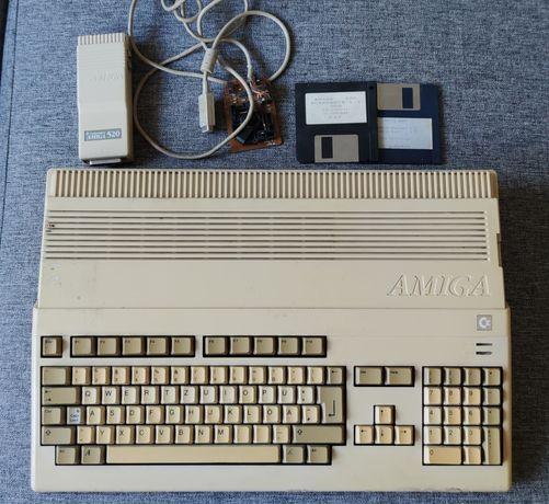 Stary komputer to co na zdjęciach