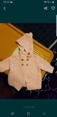Vendo 2 casacos zippy tamanho 6/9 meses