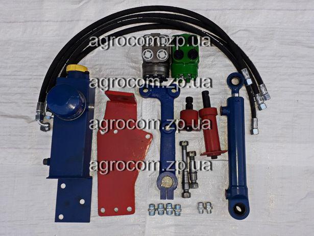 Дозатор ЮМЗ-6, Д-65, МТЗ-80 рулевое переоборудование под насос дозатор