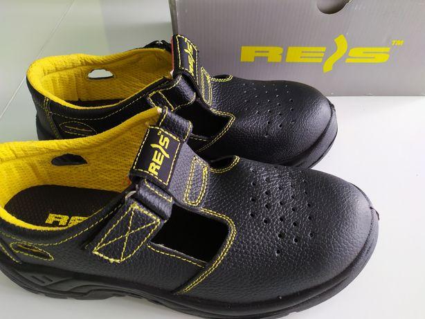 Nowe buty sandały ochronne