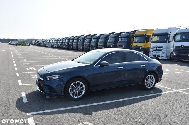 Mercedes-Benz Klasa A A220 4matic 2.0 Benzyna 2019
