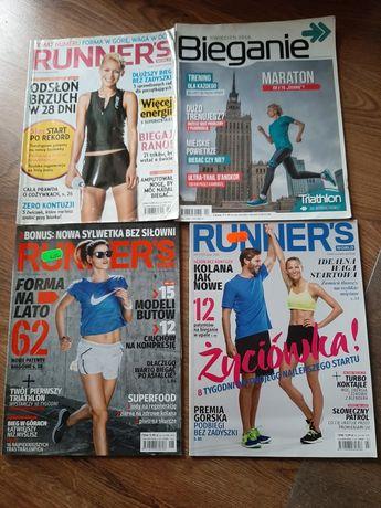 Zestaw 4 sztuki Runners's gazetki 2013